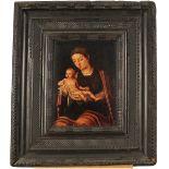 LA MADONNA COL BAMBINO-THE MADONNA WITH THE CHILD
