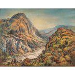 "GIANBECCHINA (1909/2001) ""La valle del rosmarino""-""The valley of rosemary"""