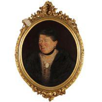 RITRATTO DELLA SIGNORA PAPINI - PORTRAIT OF MRS PAPINI