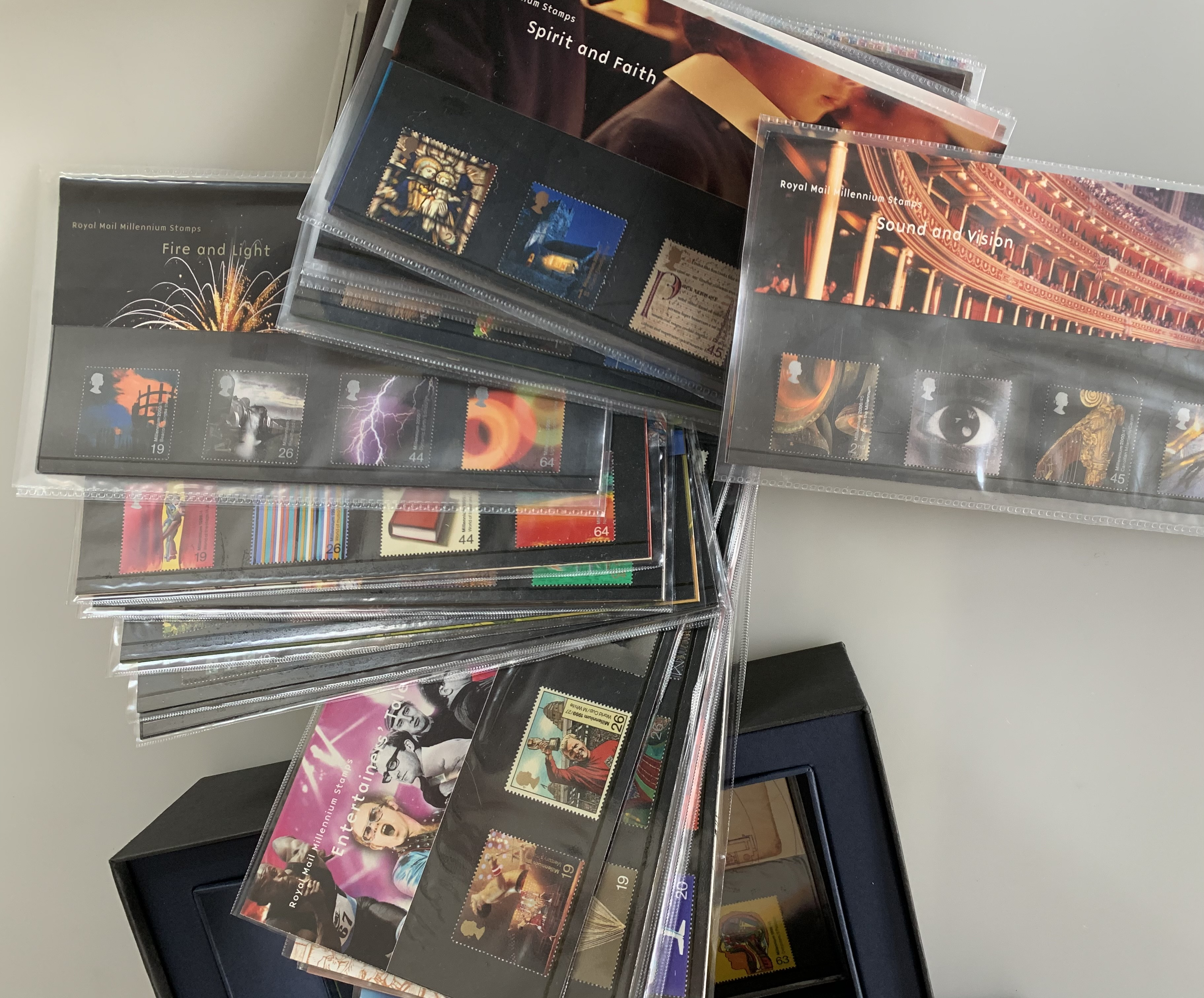Royal Mail Millennium Collection of presentation packs - Image 2 of 2