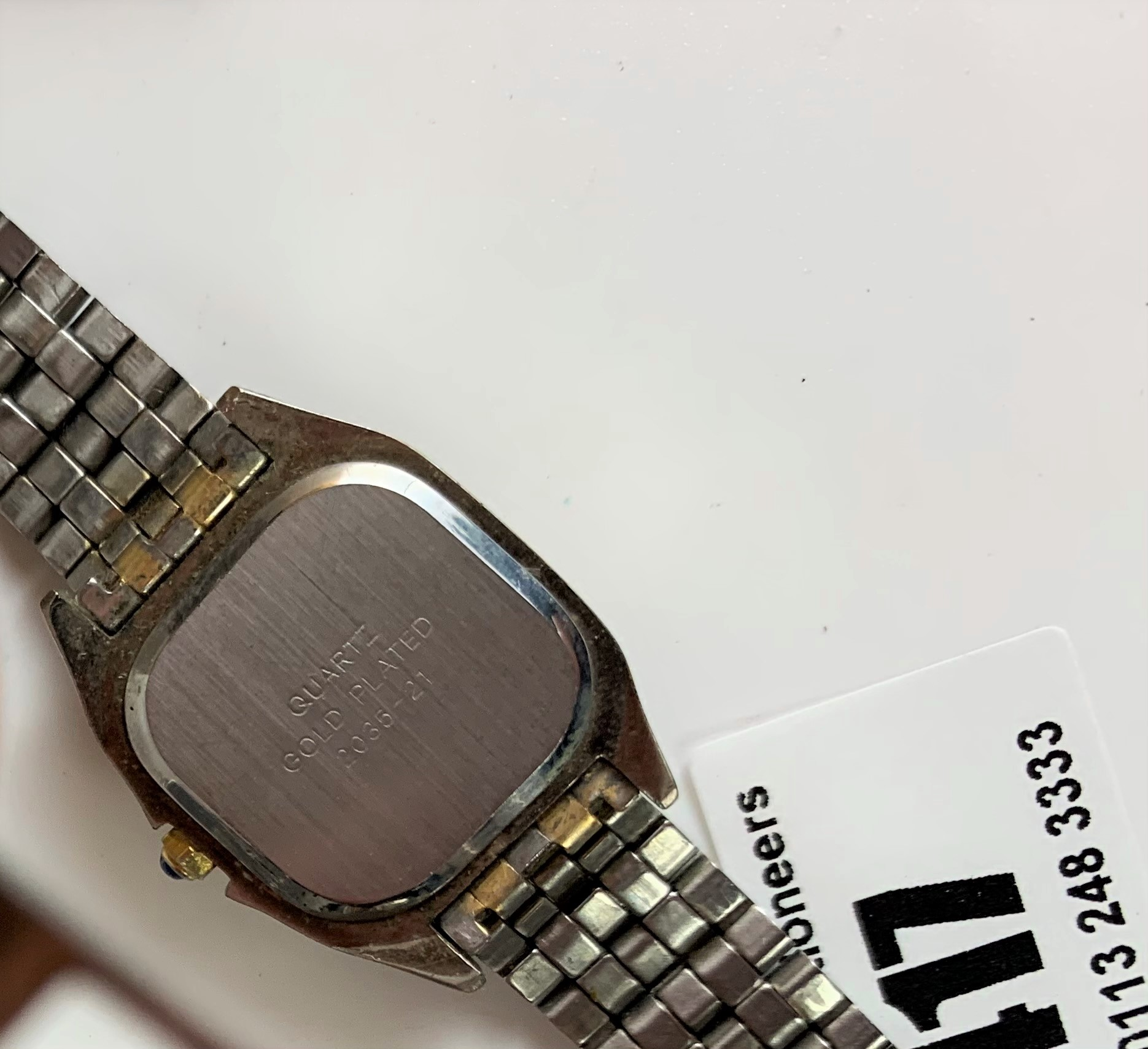 4 dress watches - Image 7 of 8