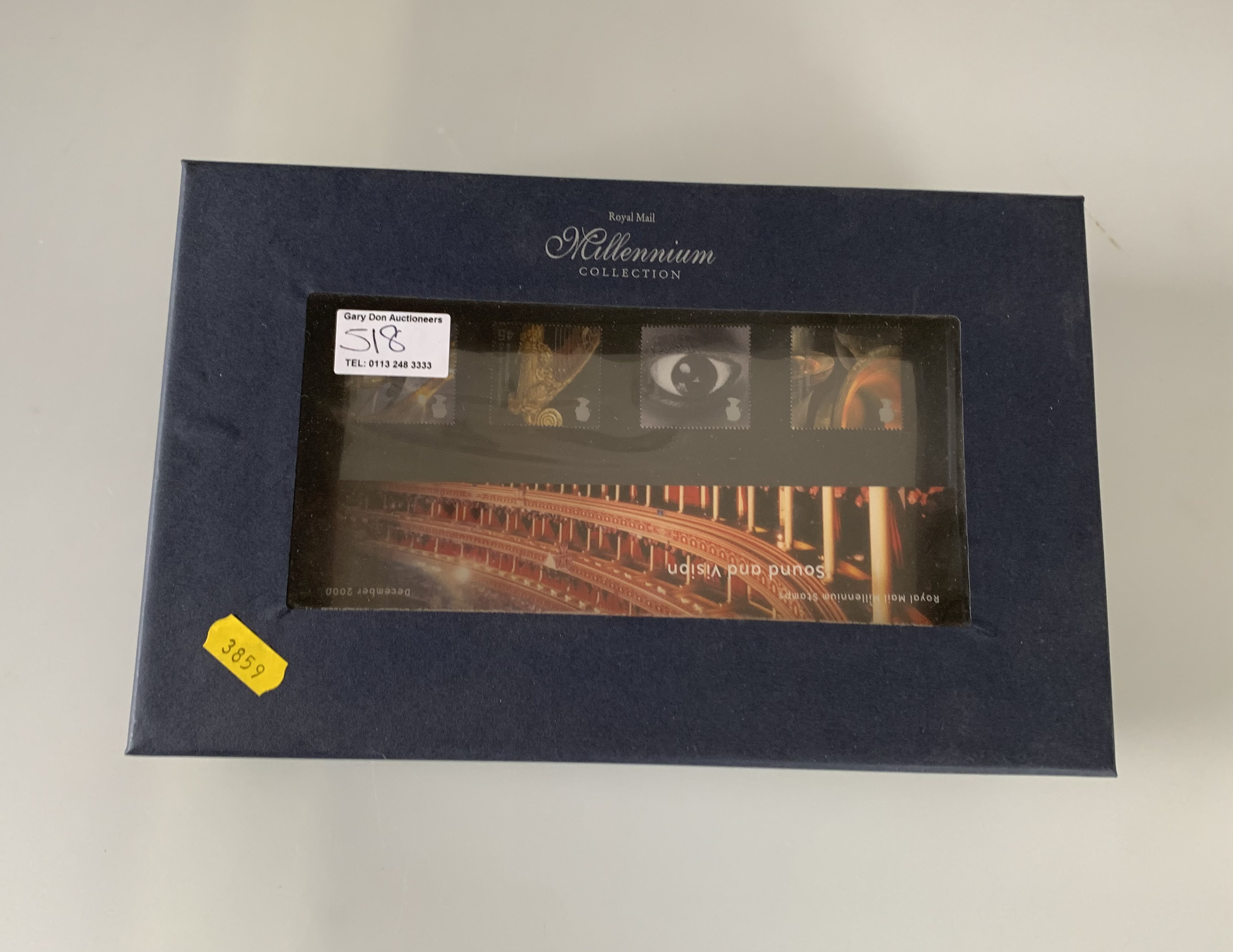 Royal Mail Millennium Collection of presentation packs