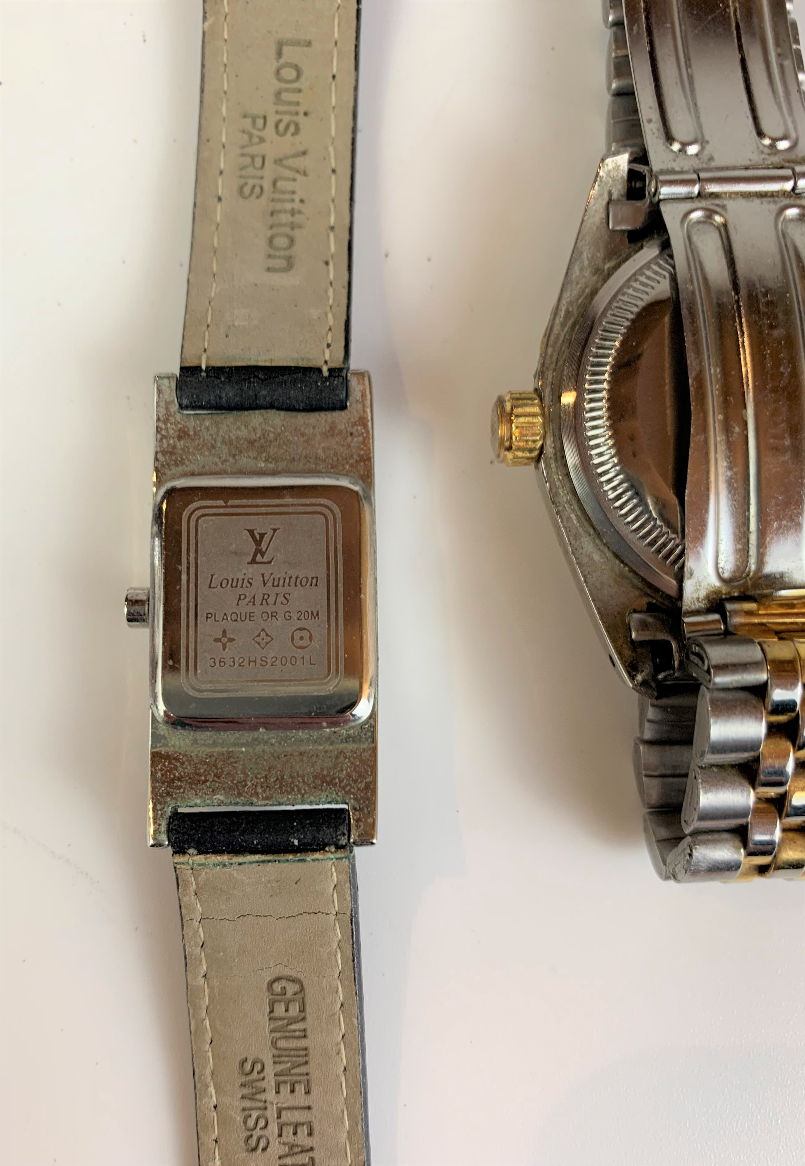 4 dress watches - Image 5 of 8