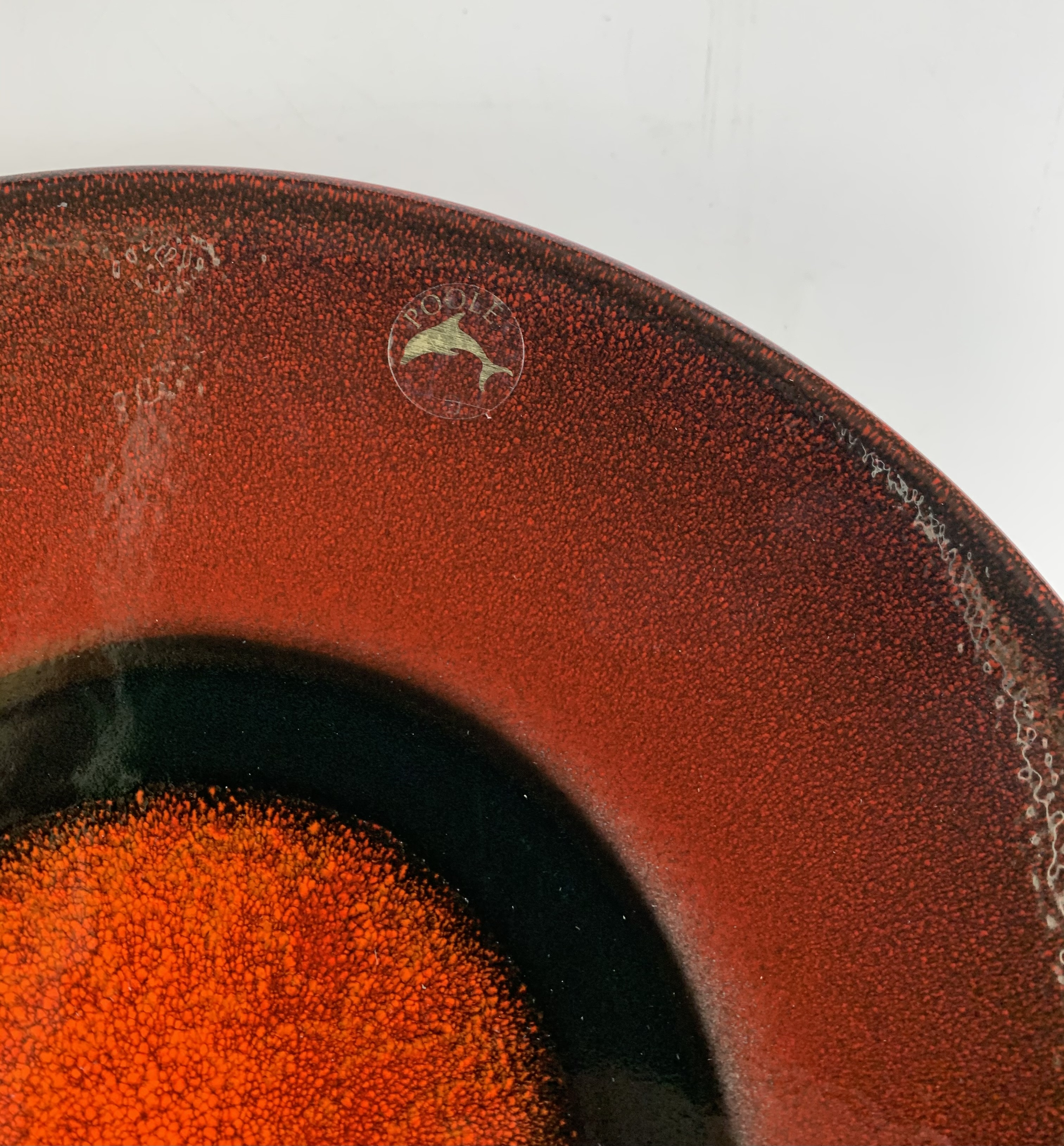 """Limited edition Poole plate, Mars, to mark the Alignment of the Planets 2000, 10.5"""" diameter, no - Image 5 of 7"""