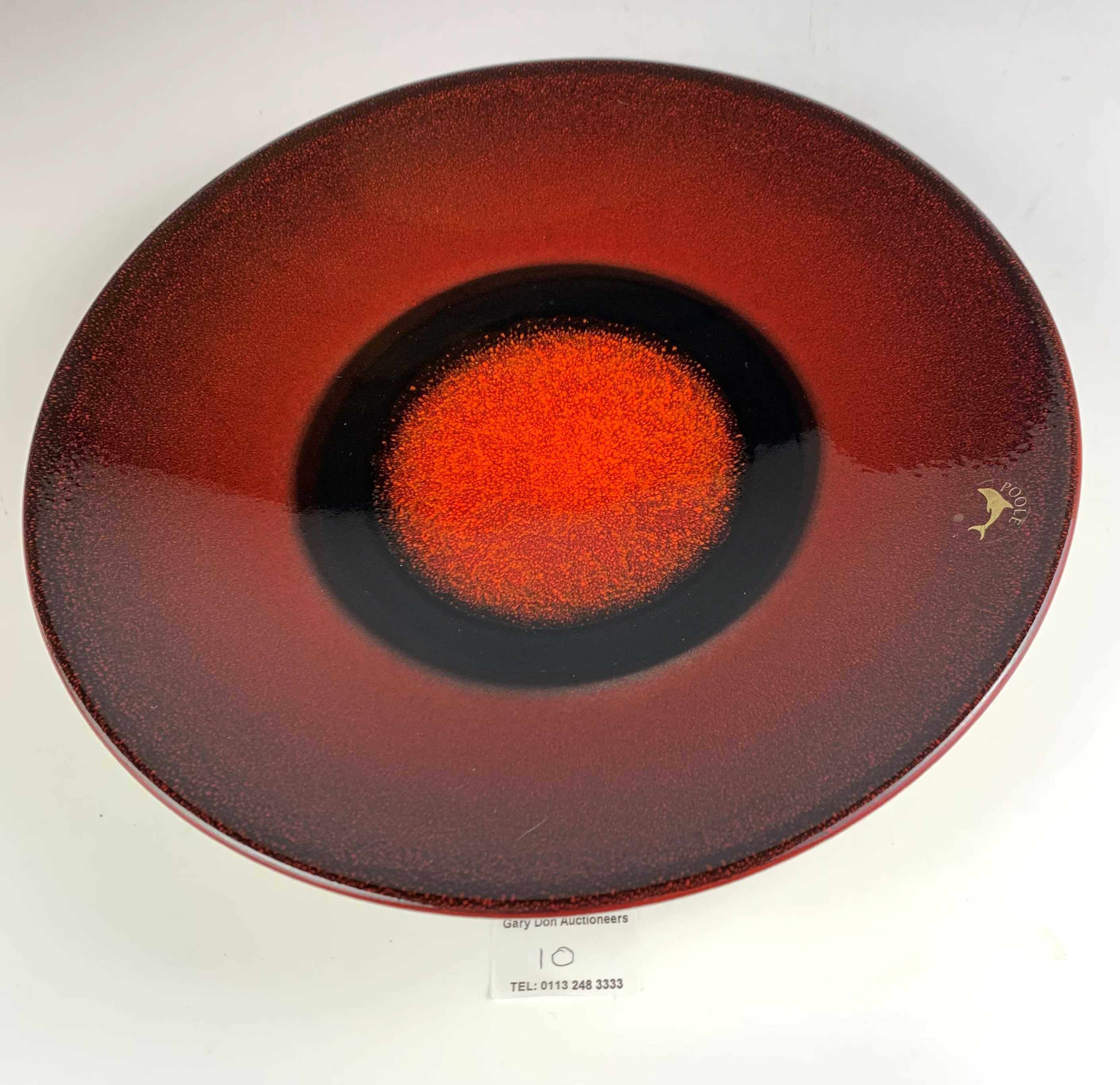 """Limited edition Poole plate, Mars, to mark the Alignment of the Planets 2000, 10.5"""" diameter, no - Image 4 of 7"""