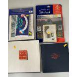 2 Royal Mail gift packs and 4 Royal Mail packs