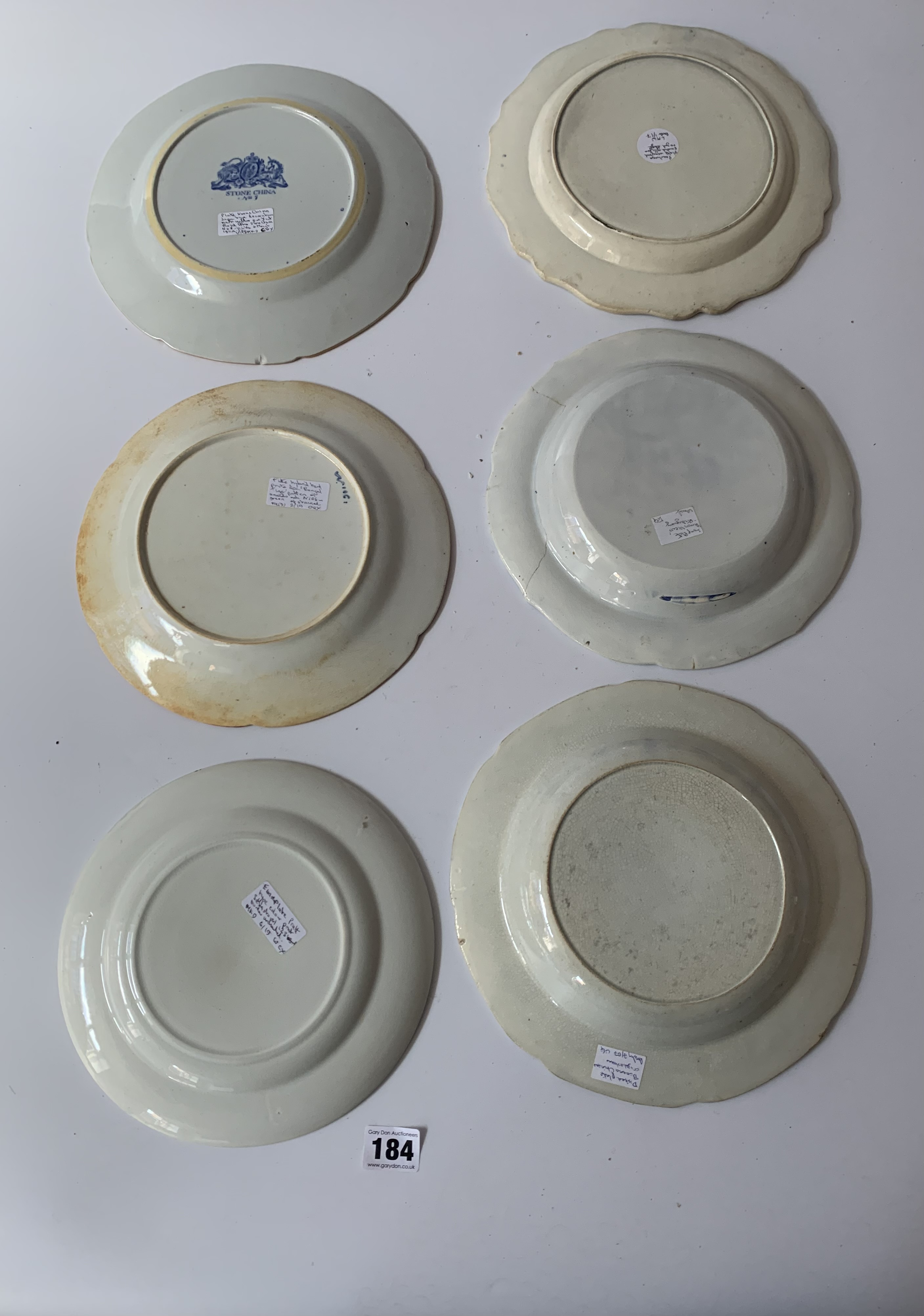 """16 assorted plates and dishes 8"""" – 11"""" diameter - Image 5 of 7"""