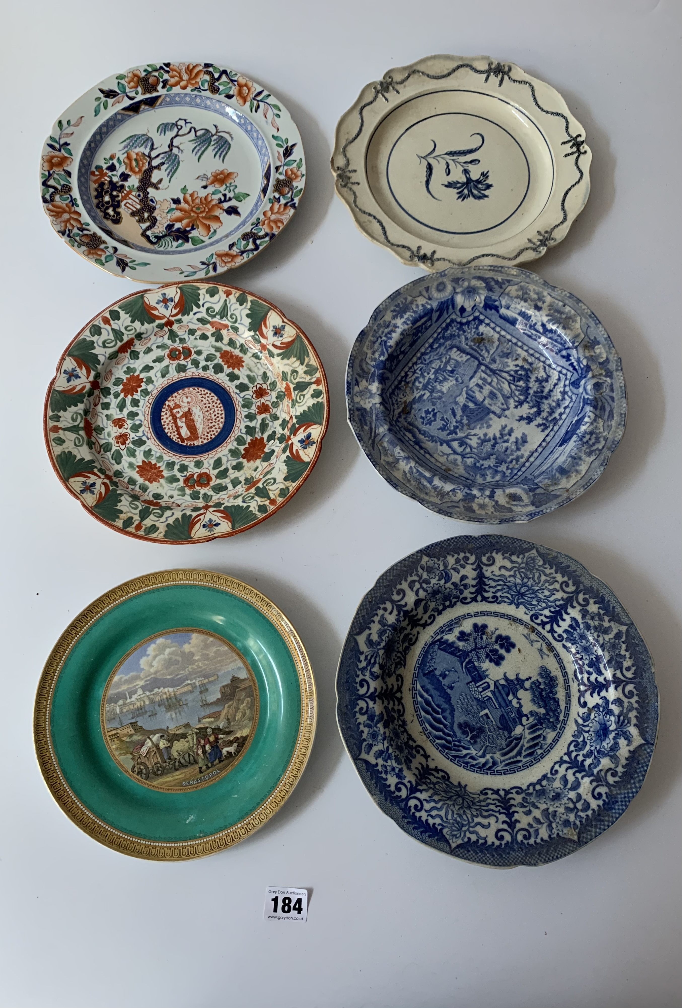 """16 assorted plates and dishes 8"""" – 11"""" diameter - Image 4 of 7"""