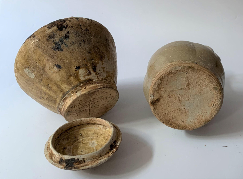 4 stoneware vases - Image 7 of 7