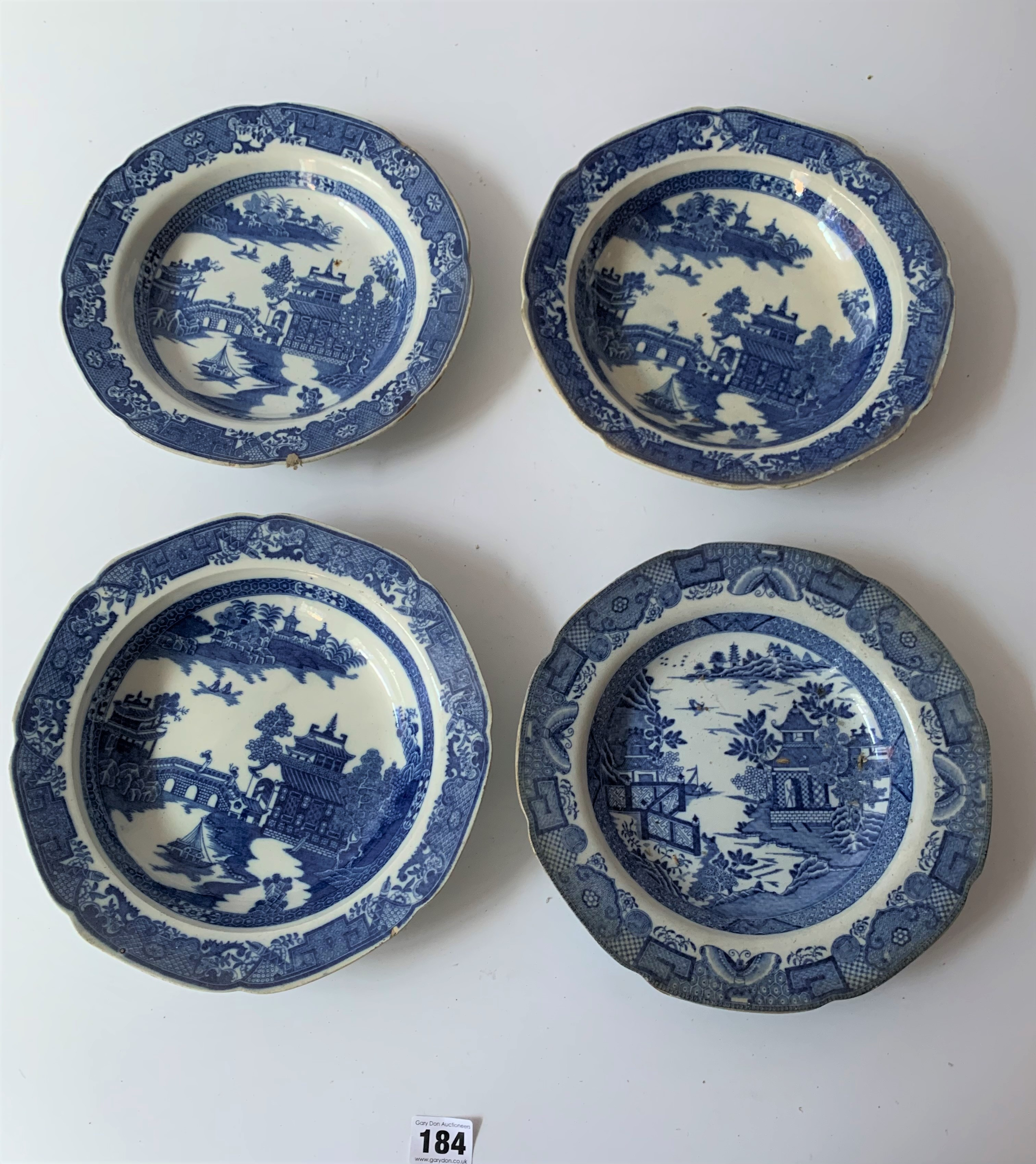 """16 assorted plates and dishes 8"""" – 11"""" diameter - Image 6 of 7"""