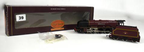 Boxed Hornby Railways Locomotives Toplink, R2023 BR Duchess of Gloucester locomotive and tender