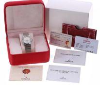 Omega Constellation Chronometer automatic stainless steel gentleman's bracelet watch, ref. 15023000,