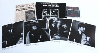 The Beatles - collectors edition CD of 'The Beatles Live at The Star Club in Hamburg', 1962,