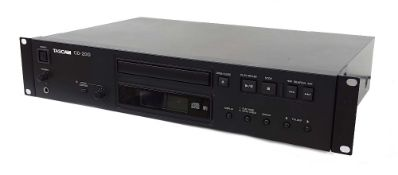 Tascam CD-200 compact disc player