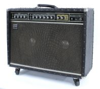1970s Roland Jazz Chorus-120 guitar amplifier, made in Japan, ser. no. 461309, in need of some