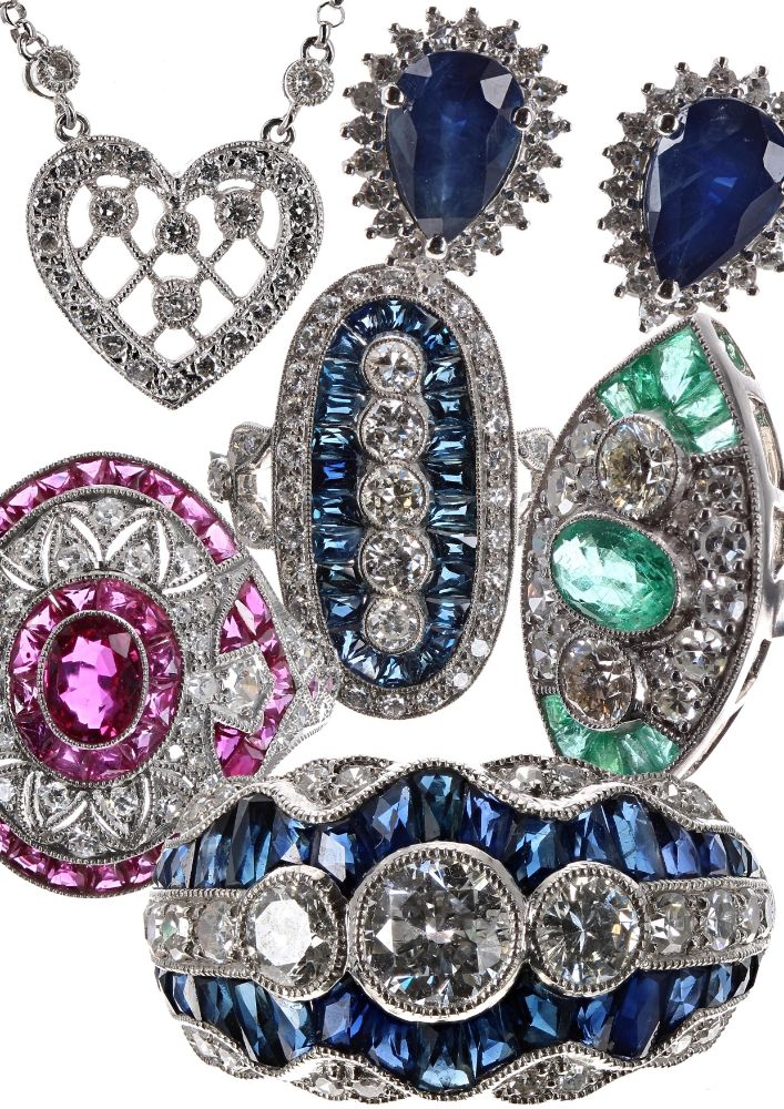 Luxury Watches & Jewellery - Live Online Auction