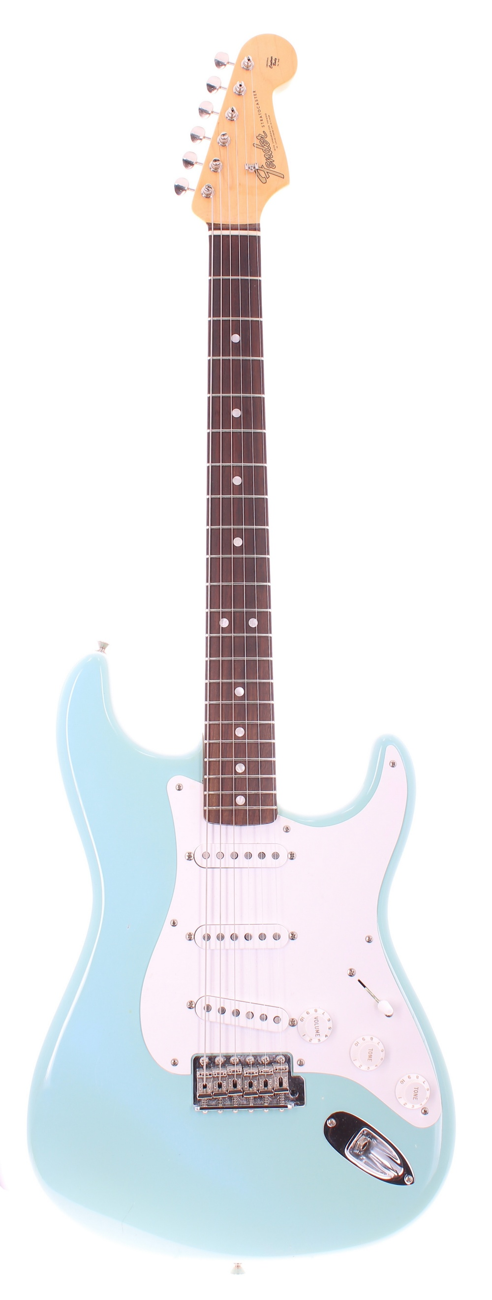Fender Custom Shop '56 Stratocaster NOS electric guitar, with 2019 Genuine Fender Parts