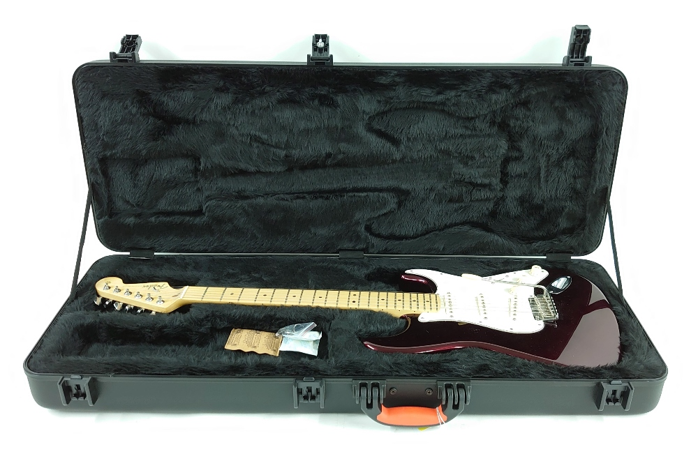 2015 Fender American Standard Stratocaster electric guitar, made in USA, ser. no. US15xxxxx5; - Image 3 of 3