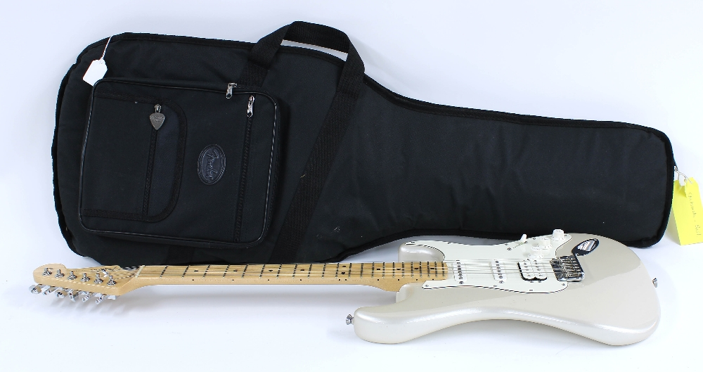 2009 Fender American Standard HSS Stratocaster electric guitar, made in USA, ser. no. Z9xxxxx5; - Image 3 of 3
