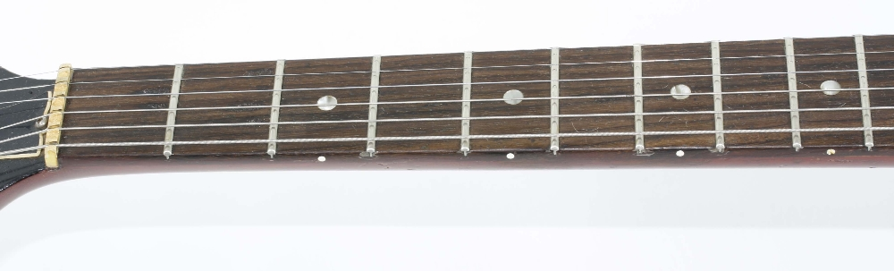 1966 Gibson ES-125 TDC electric guitar, made in USA, ser. no. 4xxxx9; Finish: sunburst, lightly - Image 5 of 13