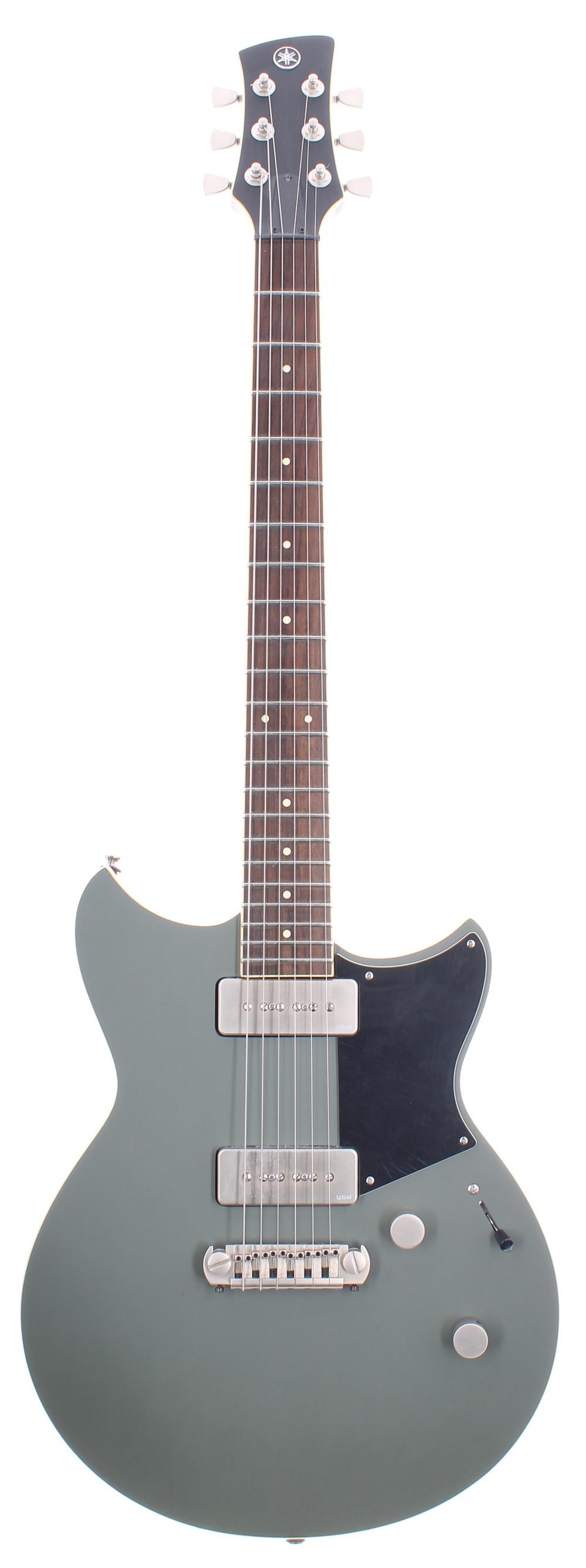 2016 Yamaha Revstar RS502 electric guitar made in Indonesia, ser. no. HMLxxxxW; Finish: satin
