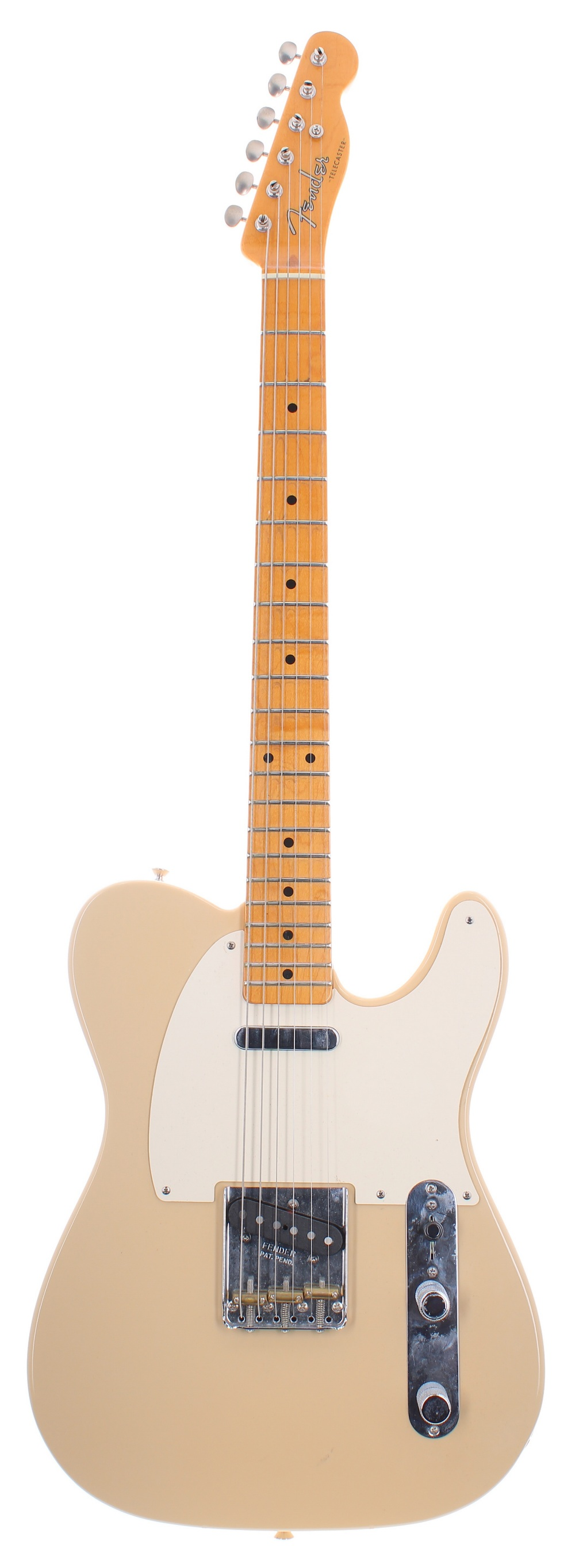 2009 Fender Classic Player 50s Baja Telecaster electric guitar, made in Mexico, ser. no.