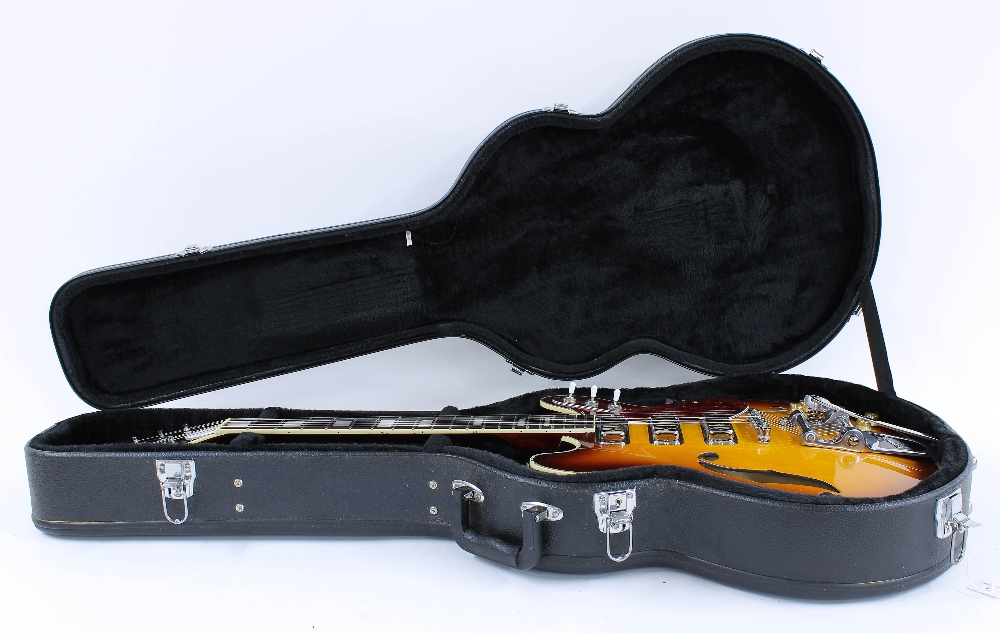 2016 Eastwood Airline H78 semi-hollow body electric guitar, made in China, ser. no. 16xxxxx7; - Image 3 of 3