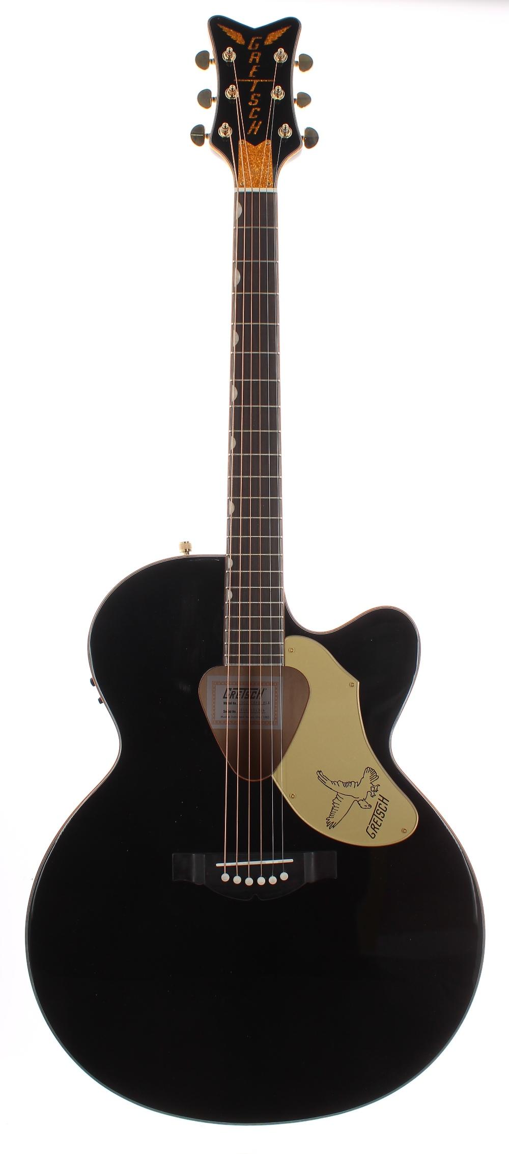 2016 Gretsch G5022 CBE Rancher Falcon electro-acoustic guitar, made in Indonesia, ser. no.