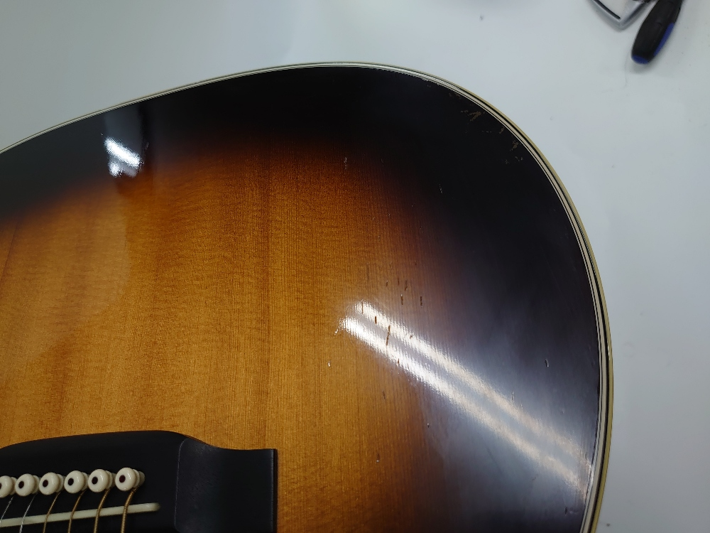 Peter Donegan - Rare 2002 C.F. Martin & Co 000-28LD (Lonnie Donegan signature model) (13-72) - Image 6 of 6