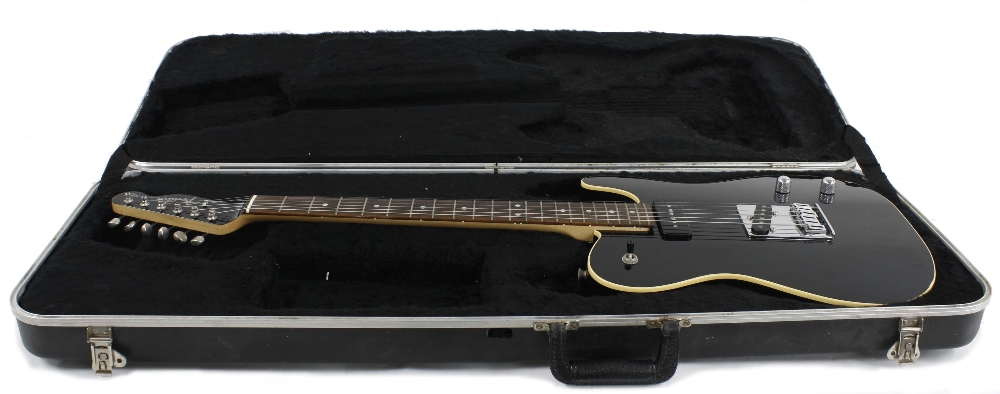 Fender Aerodyne Telecaster electric guitar, crafted in Japan (2002-2004), ser. no. Q08xxx3; - Image 3 of 3