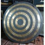 "Paul Chalklin - 36"" Wuhan bronze 'Sun gong' (tam tam)"