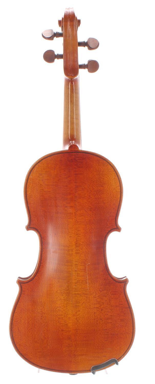 "Mid 20th century German three-quarter size violin, 13 5/8"", 34.60cm - Image 2 of 2"