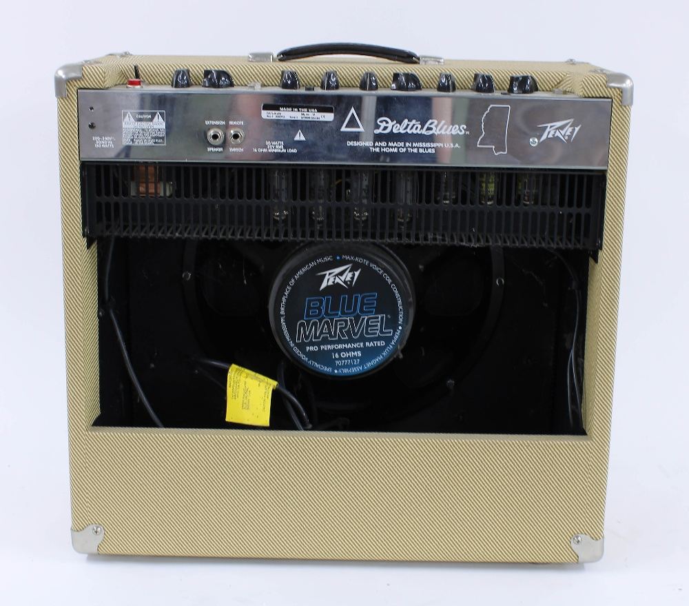 Peavey Delta Blues guitar amplifier, made in USA - Image 2 of 2