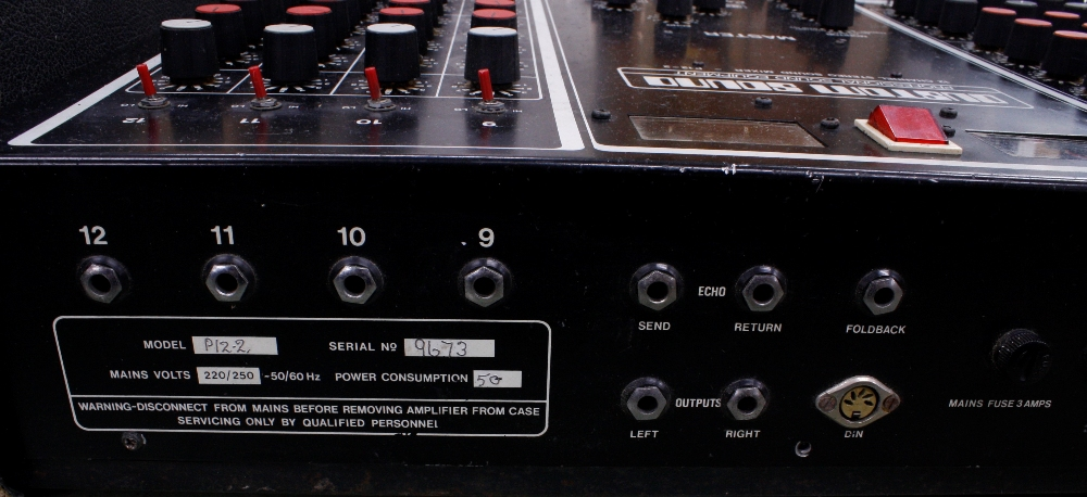 Two Alesis Adat eight track digital audio recorder rack units (both untested), within a Samcine - Image 4 of 4