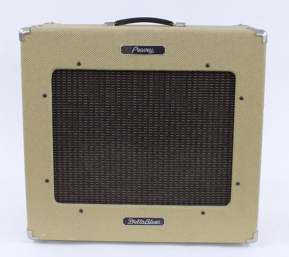 Peavey Delta Blues guitar amplifier, made in USA