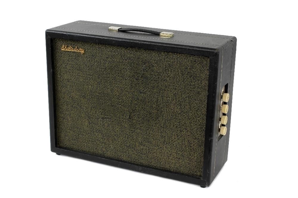 Dallas Shaftesbury Model 519 combo guitar amplifier