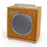 """Patrick Eggle wave modulator 125 1 x 12"""" combo guitar amplifier"""