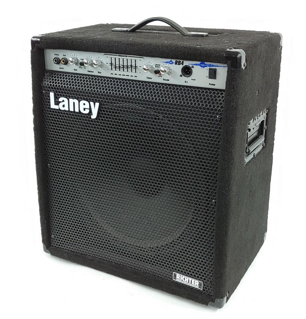 Laney Richter RB4 bass guitar amplifier