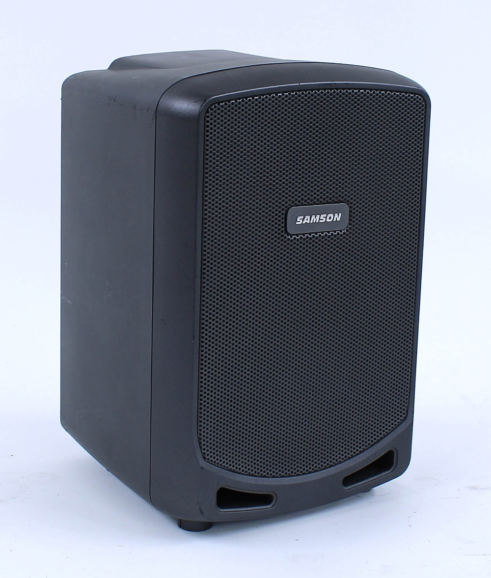 Samson Expedition Express CCRXPEX360 portable PA speaker