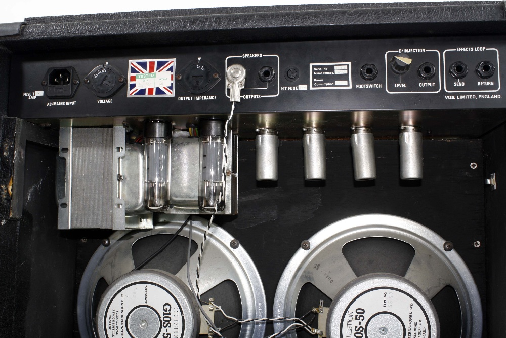 Vox Concert 501 guitar amplifier - Image 3 of 3