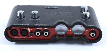 Line 6 Tone Port UX2 USB audio interface