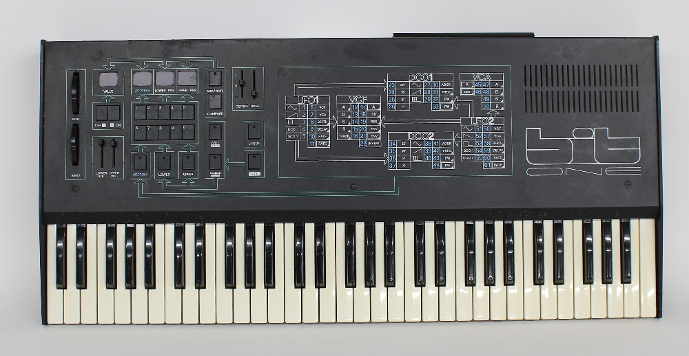 1980s Chase Bit One synthesizer