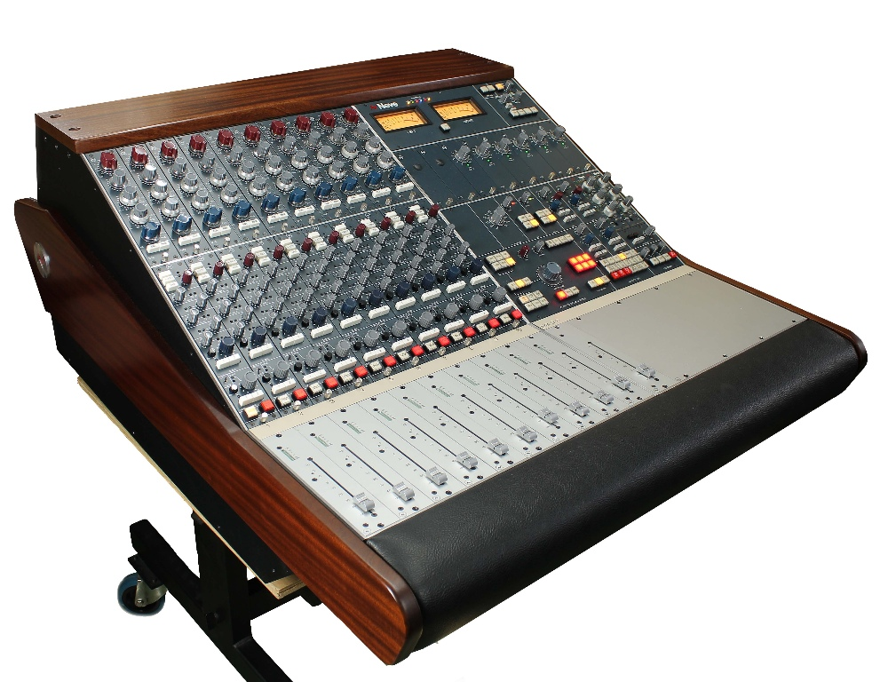 Neve BCM10/2MK2 10 channel analogue mixing console, made in UK, with upgrade 1073 classic hand wired