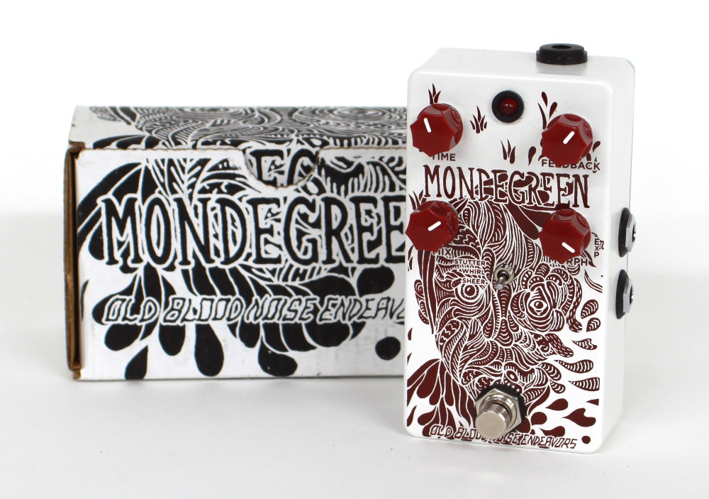 New and boxed - Old Blood Noise Endeavours Mondegreen guitar pedal