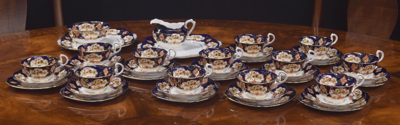 Royal Albert tea service, pattern 4534 (12 setting) - Image 2 of 2