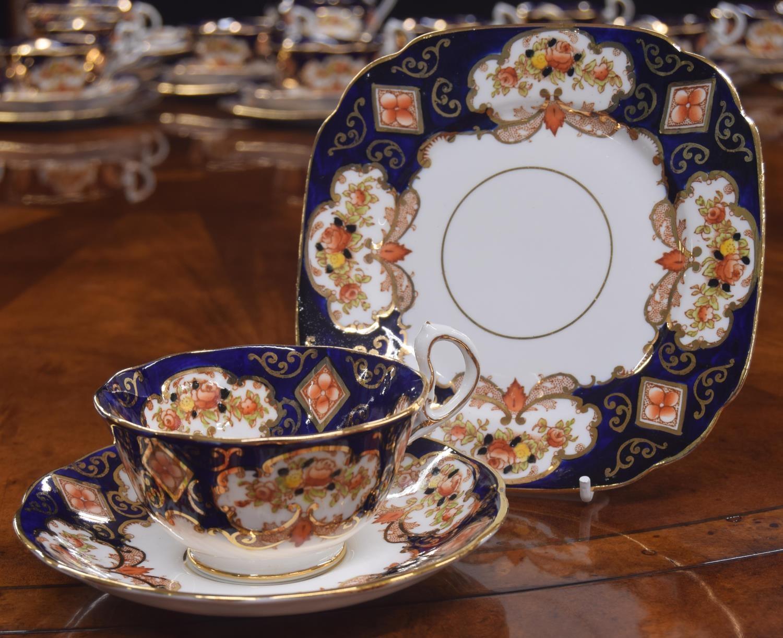Royal Albert tea service, pattern 4534 (12 setting)