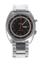 Omega Seamaster Chronostop stainless steel gentleman's wristwatch, ref. 145.007, serial no.