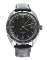 Omega Seamaster 120 diver's automatic stainless steel gentleman's wristwatch, ref. 166.027, serial