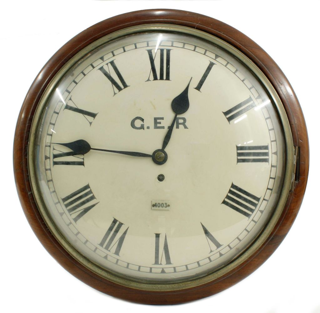 Fine Clocks & Horology - To include the Railway Clock Collection of the late David Barnes