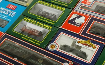 Airfix railway system - locomotives, carriages and rolling stock various includes 54150-1, 2 x